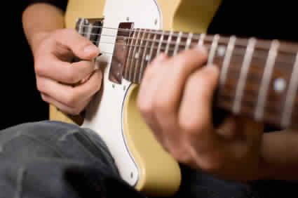 playing-guitar